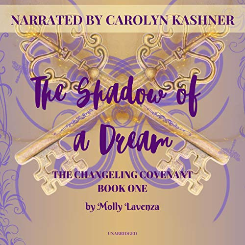 The Shadow of a Dream audiobook cover art