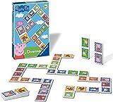 Ravensburger Peppa Pig Domino-Set für Kinder ab 3 Jahren – EIN klassisches Familienspiel