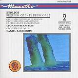 Requiem und Te Deum Op. 5 - Bernstein