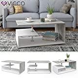 Zoom IMG-1 vicco tavolino da divano guillermo