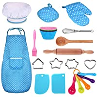 25-Pieces Gwawa Kids Cooking and Baking Set