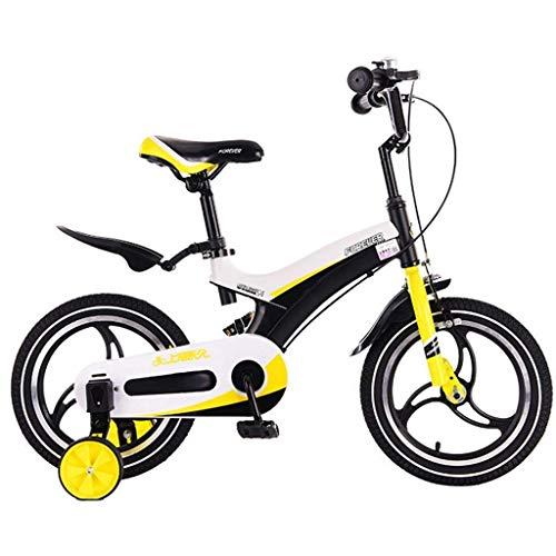 HGJINFANF Bicicletas para niños: Bicicletas para niños Parque de Bicicletas al Aire Libre Niños Bicicleta Juego de Interior Bicicleta Verano Viaje PrAM Niños Vehículo Triciclo