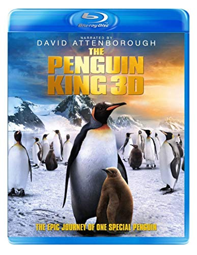 The Penguin King 3D (Blu-ray 3D + Blu Ray) [2013]