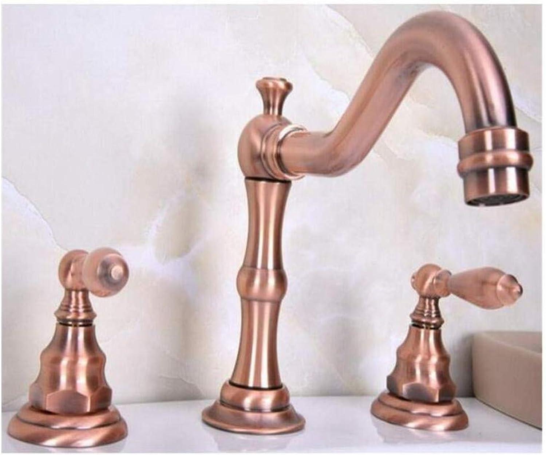 Wasserhahn Küche Bad Garten 3 Lcher Badewanne Mischer Badezimmer Basin Wasserhahn Ctzl4878