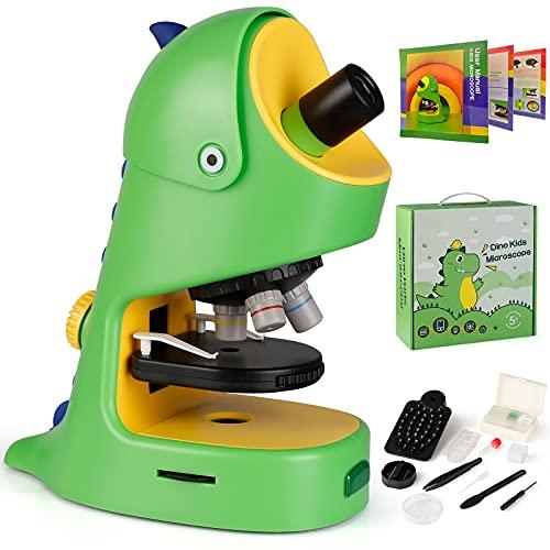 Microscope for Kids 40X-400X, Beginner Microscope...
