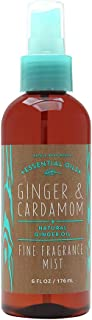 Bath and Body Works Fine Fragrance Mist Ginger and Cardamom 6 Ounce Bottle