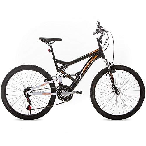 Bicicleta Aro 26, Houston, Stinger, Branco/Preto