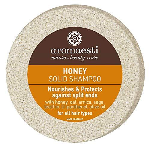 Aromaesti Shampoo Bar Honing (gespleten haarpunten)