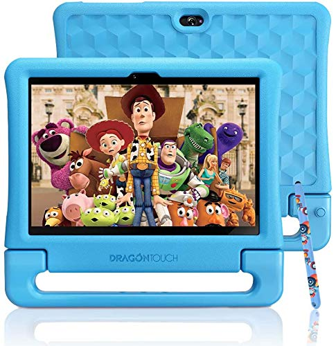 Kids Tablet,7 inch Android 9.0 Kids Edition Tablet with WiFi,GMS Certified, 2GB+16GB Tablet for Kids,Children Tablet with Parental Control, 40+APP Pre-Installed and Kids-Proof Case-20