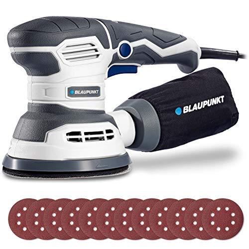 BLAUPUNKT - Lijadora Orbital I Lijadora electrica I Ideal para quitar pintura...