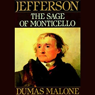 Thomas Jefferson and His Time, Volume 6 audiobook cover art