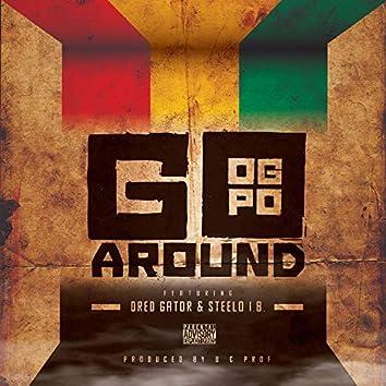 Go Around (feat. Dred Gator & Steelo I. B.)