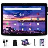 Tableta 10 Pulgadas 8-Core 1.6 GHz Procesador Android 10 Pro 4GB RAM 64GB ROM MEBERRY 1280*800 IPS Tablet, 128GB Ampliable   8000mAh   Cámara(5MP+8MP)   Bluetooth   GPS   Google GMS, Solo WIFI, Gris