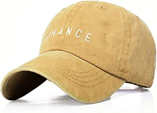 MKJNBH Cotton Baseball Cap Spring Summer Cap Hip Hop Hats Men Women Grinding Multicolor