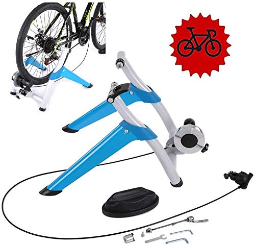 Fietstrainer Standaard Berijdersplatform Mountainbike Platform Indoor Trainingsplatform voor bergwegen Fitnessapparatuur(Upgrade)