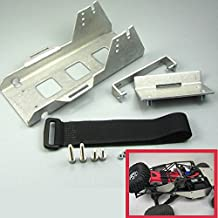 Vaterra Twin Hammers Large Battery Tray / Rear End Lift Kit / With Sway Bar Adaptor Bracket