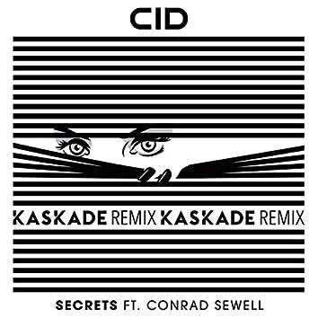 Secrets (feat. Conrad Sewell) [Kaskade Remix]