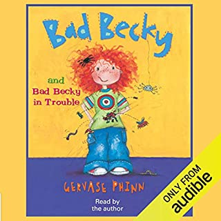 Bad Becky & Bad Becky in Trouble cover art