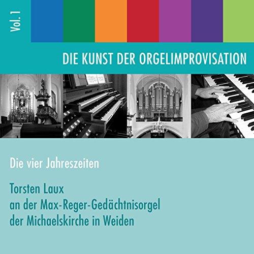 Organ Improvisation on Dich wundert nicht des Sturmes Wucht (Pilgerfahrt) von Rainer Maria Rilke