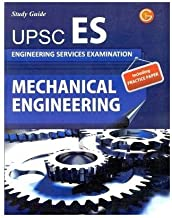 Upsc Es: Mechanical Engineering Services Examination Guide (UPSC ES: Mechanical Engineering)