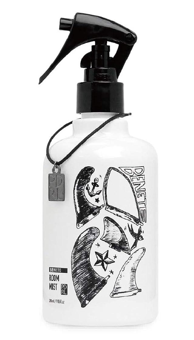 著者苦行グレーノルコーポレーション ルームミスト PADROL BENETE(パドロール ベネット) ホワイトムスクの香り 280ml PAD-2-01