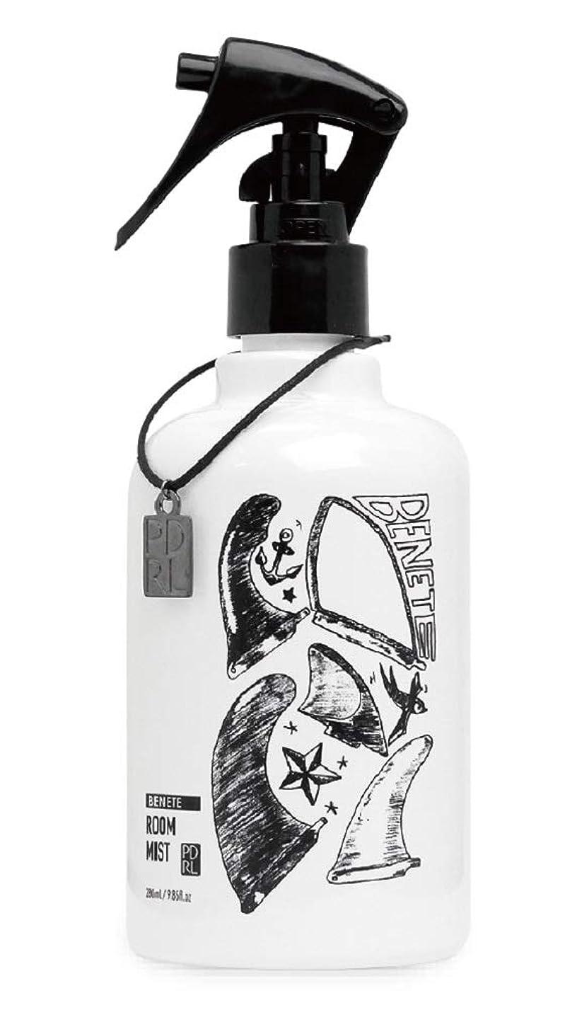 発表長さ口述ノルコーポレーション ルームミスト PADROL BENETE(パドロール ベネット) ホワイトムスクの香り 280ml PAD-2-01