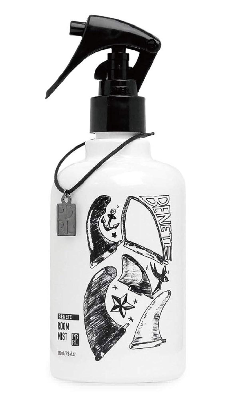 スカイ木曜日飢えノルコーポレーション ルームミスト PADROL BENETE(パドロール ベネット) ホワイトムスクの香り 280ml PAD-2-01