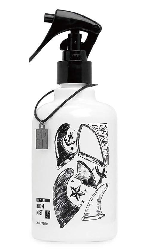 ミシン目擬人愛されし者ノルコーポレーション ルームミスト PADROL BENETE(パドロール ベネット) ホワイトムスクの香り 280ml PAD-2-01