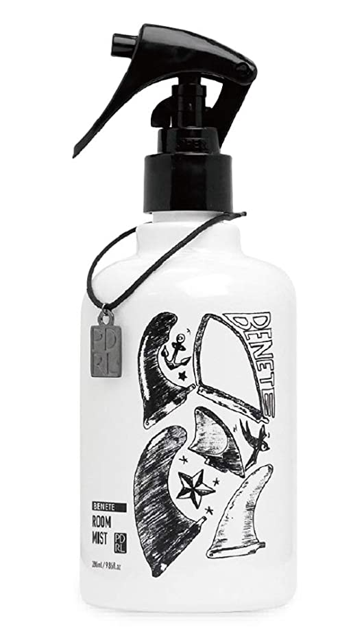 メガロポリス吐くハドルノルコーポレーション ルームミスト PADROL BENETE(パドロール ベネット) ホワイトムスクの香り 280ml PAD-2-01