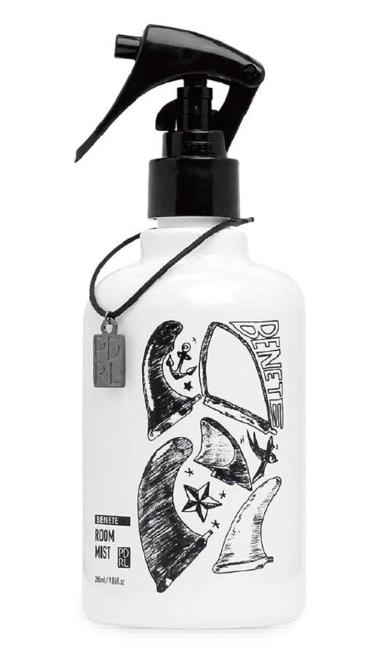 シンプルさフォアマン甥ノルコーポレーション ルームミスト PADROL BENETE(パドロール ベネット) ホワイトムスクの香り 280ml PAD-2-01