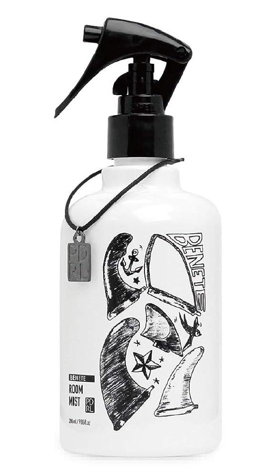 アシュリータファーマン長いです知覚的ノルコーポレーション ルームミスト PADROL BENETE(パドロール ベネット) ホワイトムスクの香り 280ml PAD-2-01