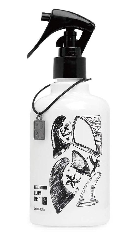 ハドル結核同情的ノルコーポレーション ルームミスト PADROL BENETE(パドロール ベネット) ホワイトムスクの香り 280ml PAD-2-01
