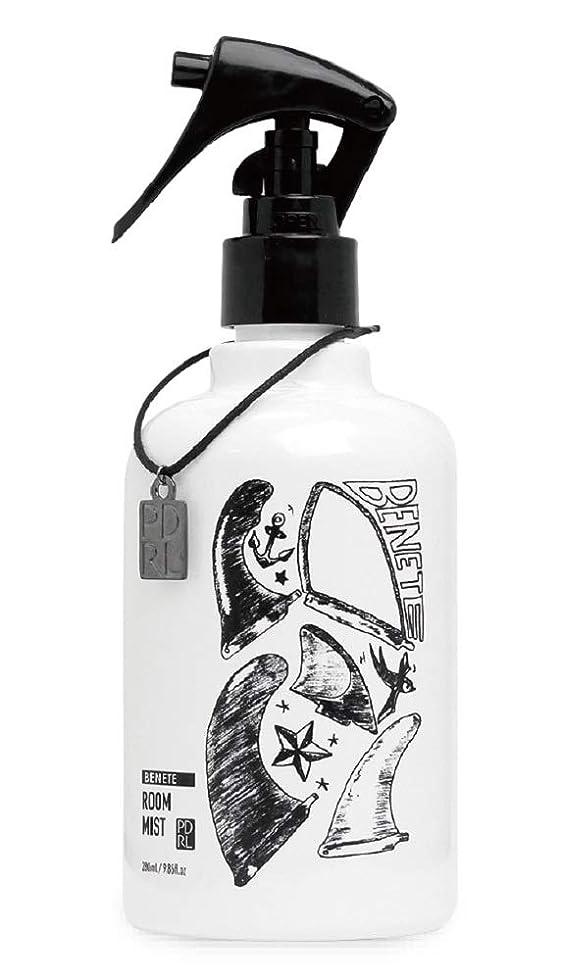 ぬれたアイザックトリップノルコーポレーション ルームミスト PADROL BENETE(パドロール ベネット) ホワイトムスクの香り 280ml PAD-2-01