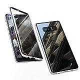 Jonwelsy Hülle für Samsung Galaxy Note 8, Magnetische
