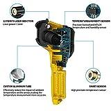 Zoom IMG-2 termometro a infrarossi mestek digitale