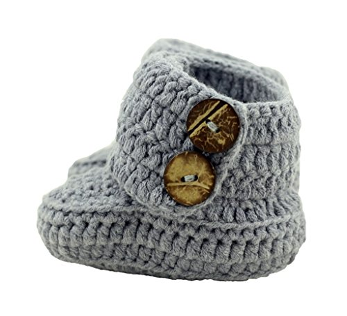 Can Buy Knitted Baby Shoes