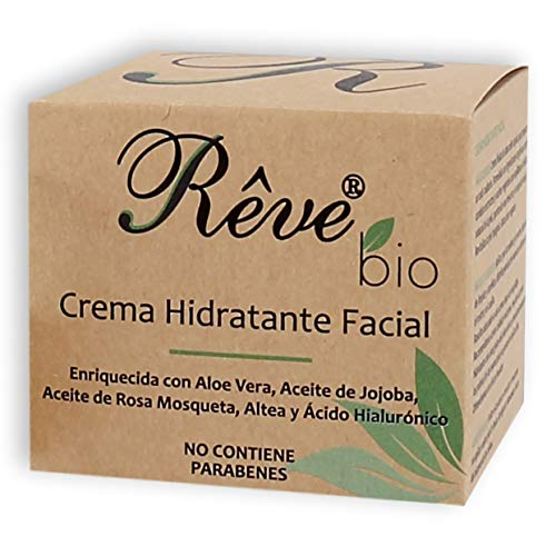 REVE Crema Hidratante Facial Bio: Hombre