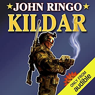 Kildar audiobook cover art