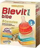 BLEVIT Plus Bibe 8 Cereales - 600 gr