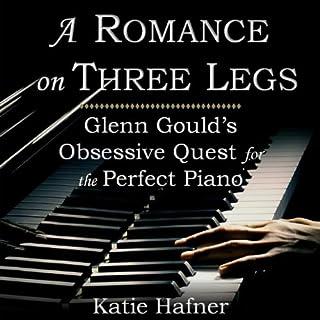 A Romance on Three Legs cover art