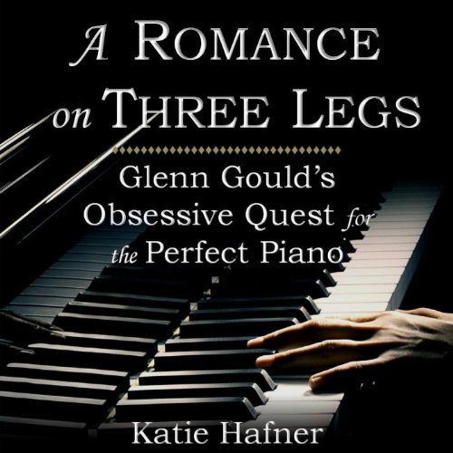 A Romance on Three Legs cover art