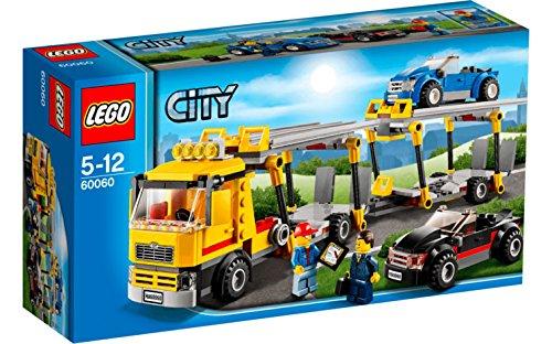 LEGO City LKW Transport von Cars–Konstruktion Spiele (Multicolor, 5Jahr (S), 349PC (S), 12Jahre (S))