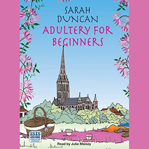 Adultery for Beginners audiobook cover art