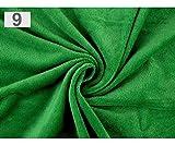 1m 9grün Microplüsch, Fleece, Flanell, Und Minky, Stoffe