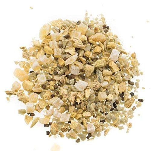 Aromas de Café - Rohkaffee mit Ingwer und Kardamom / Reduce Hunger Ideal, um die Ernährung zu ergänzen, 100 gr