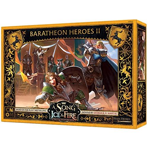Canción de Hielo y Fuego: Juego de miniaturas - Héroes Baratheon II