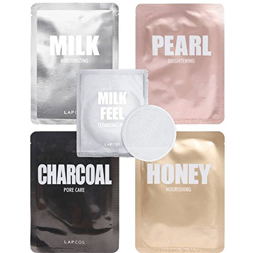 LAPCOS Variety Japan's largest assortment Masks + Pad All stores are sold Exfoliating