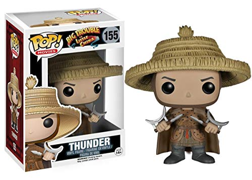 Funko POP Movies: Big Trouble in Little China - Thunder Action Figure