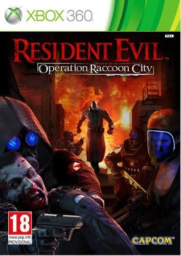 Resident Evil: Operation Raccoon City XBox360 AT/PEGI