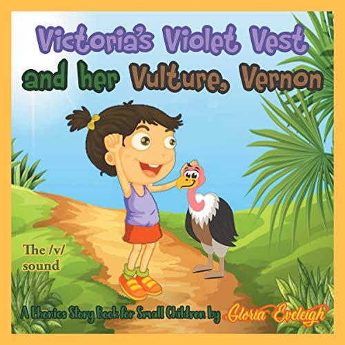 Couverture de Victoria's Violet Vest and Her Vulture, Vernon